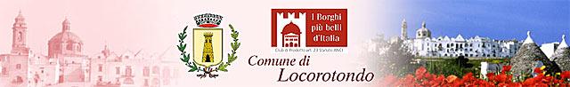 Comune di Locorotondo - I Borghi più belli d'Italia, Club di Prodotto articolo 23 Statuto ANCI