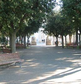 Foto della Villa Comunale