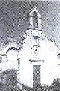 Foto della vecchia chiesetta in Contrada Tuttulmo