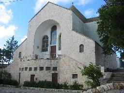 Foto della nuova Chiesa in Contrada S. Marco