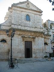 Foto Facciata esterna della chiesa dell'Addolorata