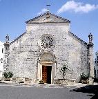 Foto ingresso della Chiesa Madonna della Greca