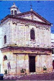 Foto ingresso Chiesa di San Rocco