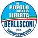 Stemma della lista PdL - Berlusconi per Tommaso Scatigna - Sindaco